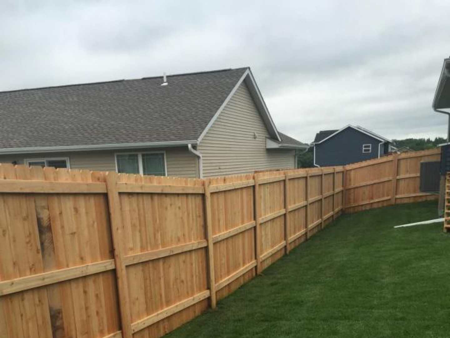 Choose wood fence installation for your property